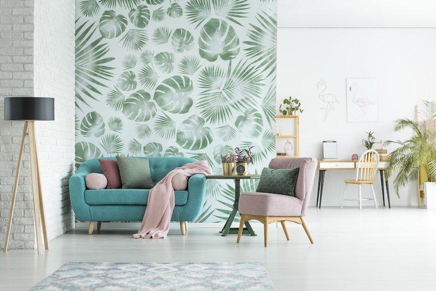 Paul Waper quel motif de papier peint pour votre salon