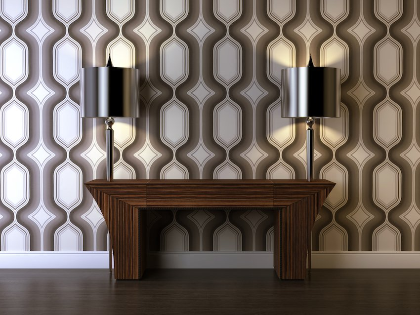 Paul Waper motifs tendance 2018 Art Deco